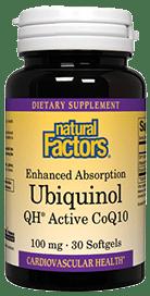 Natural Factors Bottle