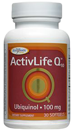 ActivLife Ubiquinol Bottle